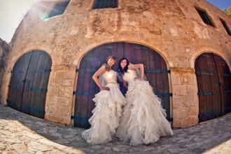 Владимир Гордиенко - Греция, остров Крит, свадебная фотосессия
