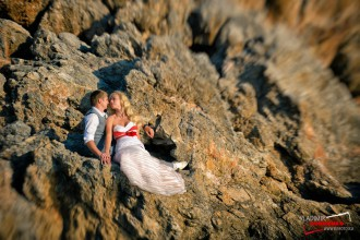 Владимир Гордиенко - Свадебная фотосессия о. Крит Греция