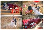 Свадебные фотосеты Евгений и Екатерина