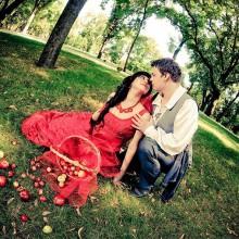 Свадебные фотосеты Виталий и Елизавета