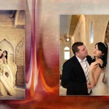 Свадебные книги Александр и Виктория