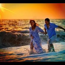 Love Story Морская история любви